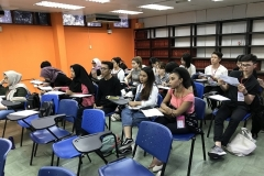 Classroom 'Food and Environmental Issues in Asia'