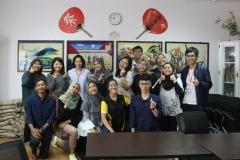 Team UM, ISC staff and UM buddies!