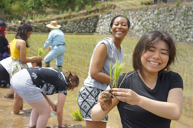 Field Study Trip – Rice Planting Experience (The 25th Class of JTW)