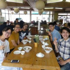 Study Trip: Bon appetit! いただきます!!