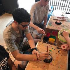 City Walking Tour: Handy Craft Painting
